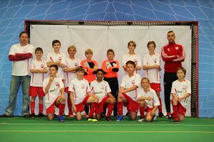 Outstanding performance by White Eagles U13
