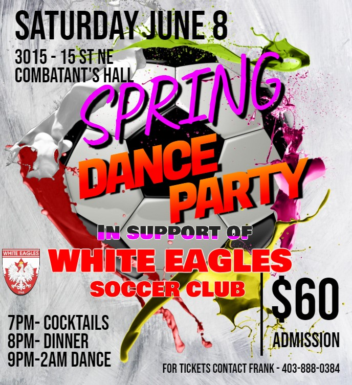 Spring Dance Fundraiser 2019